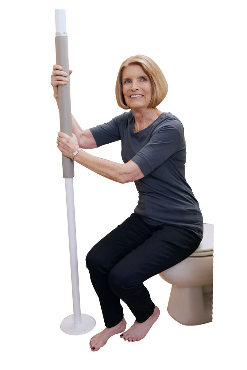Sit To Stand Home Safety Pole Free Shipping