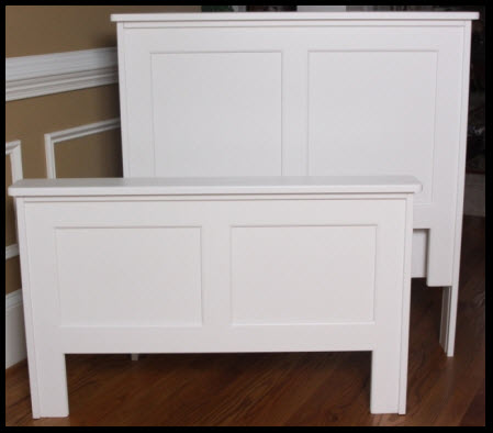 Tendercare Beds Slip Over Headboard And Footboard Set