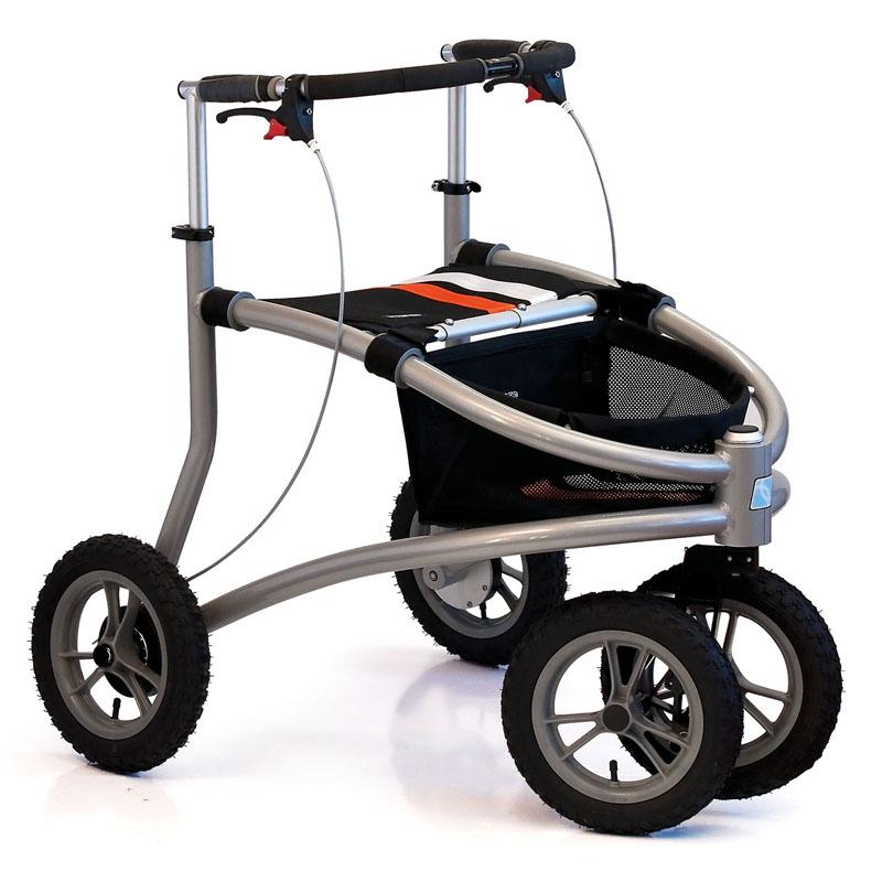 Adjustable Seat Height Walker