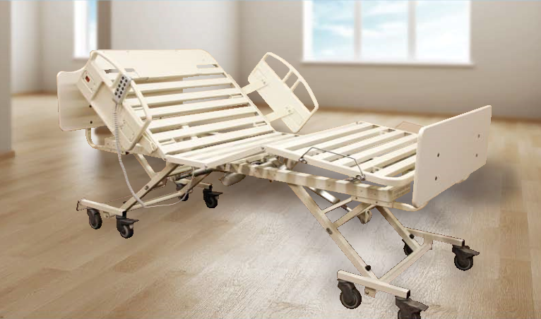 Four Motor Adjustable Elite Bariatric Hospital Bed