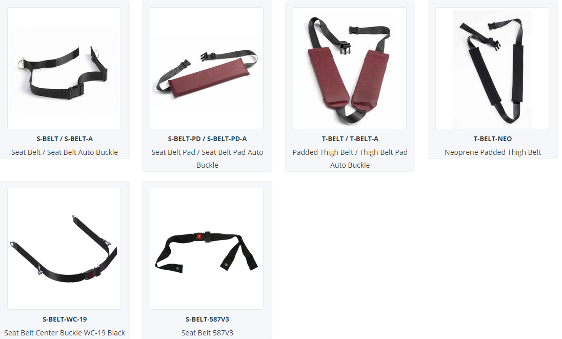 Positioning Belts For Broda Recliners Free Shipping