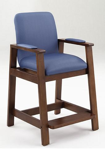 Deluxe Hip High Cushioned Chair Free Shipping