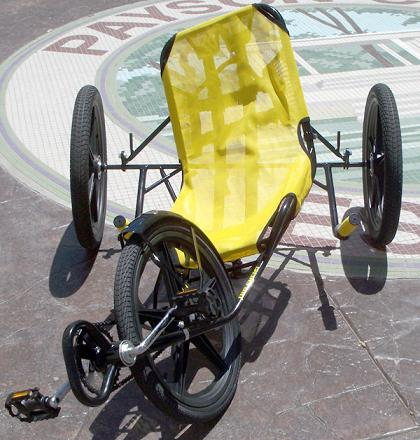 Trailmate Fun Cycle Adult Recumbent Tricycle