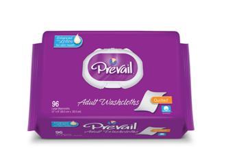 Prevail Adult Premium Washcloths Free Shipping