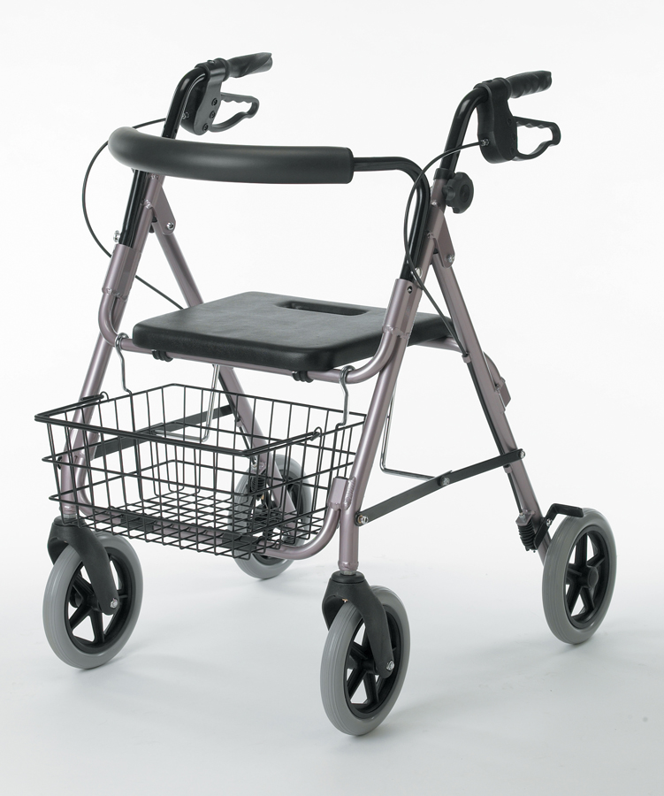 Guardian Envoy 480 Deluxe Rollator Free Shipping