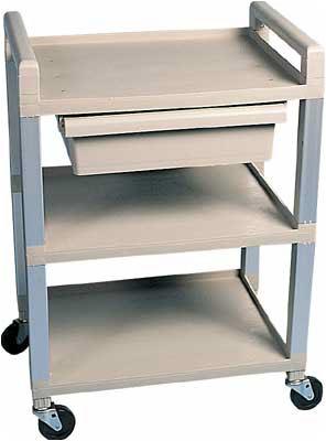 Poly 3 Shelf Easy Roll Cart Free Shipping