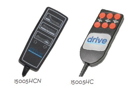 Hand Control For Select Drive Full Electric And Bariatric
