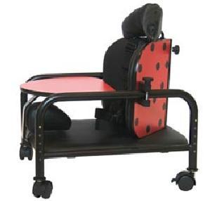 Additional Images  sc 1 st  Rehabmart.com & Real Design LadyBug Corner Pediatric Positioning Chair