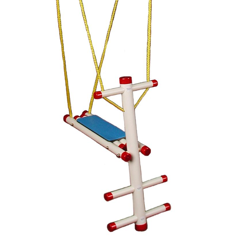 One seat glider for rainy day indoor swing kit for Indoor swing seat