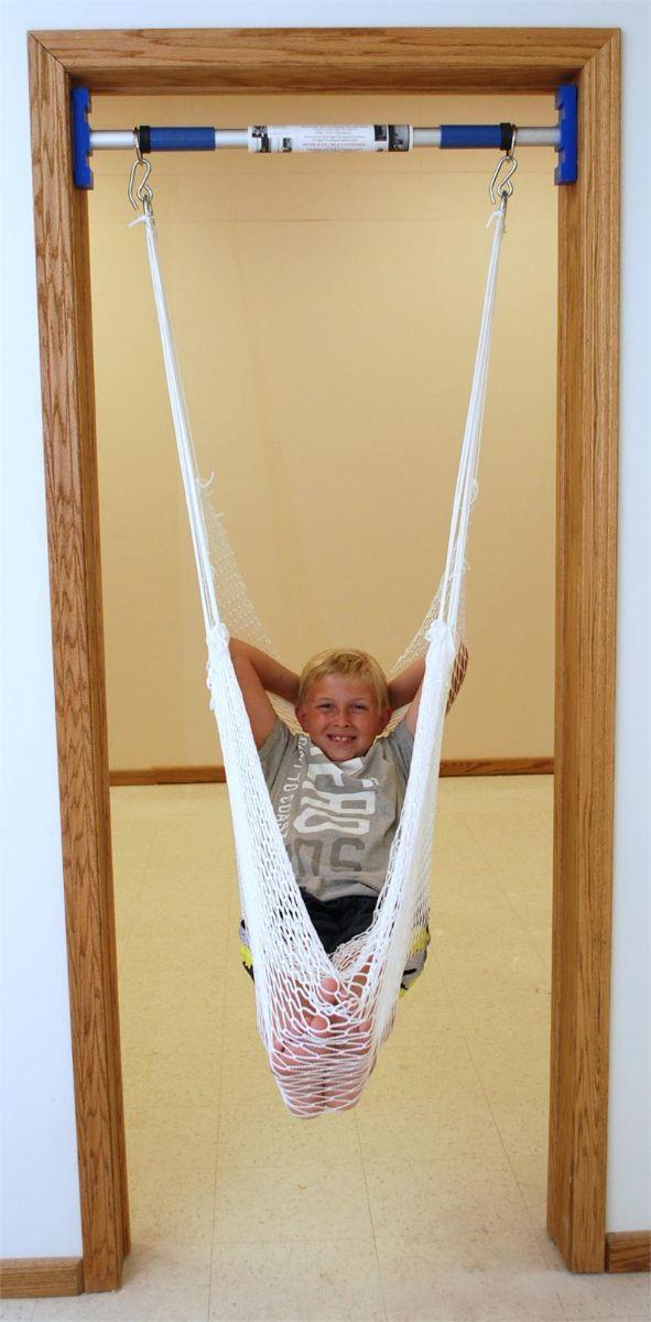 net swing for rainy day indoor swing kit. Black Bedroom Furniture Sets. Home Design Ideas
