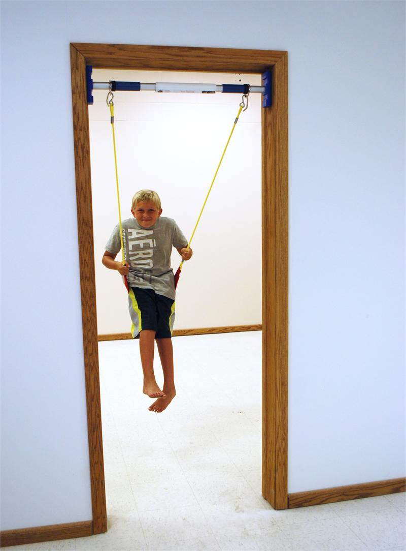 Strap Swing For Rainy Day Indoor Swing Kit