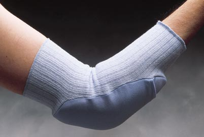 Cushioned Flotation Elbow And Heel Pads Pair