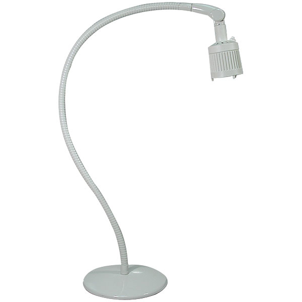Dazor Desktop Halogen Lamps With Gooseneck Arm