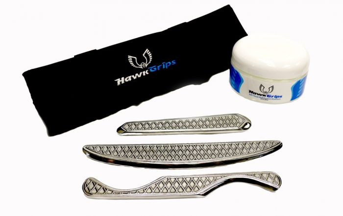 hawkgrips soft tissue therapy instrument set