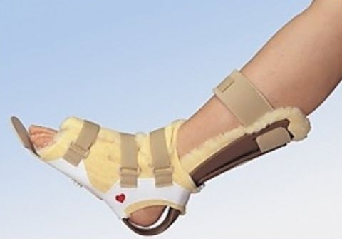 Plastic Bed Liner >> Multi Podus Ankle Foot Orthosis - FREE Shipping