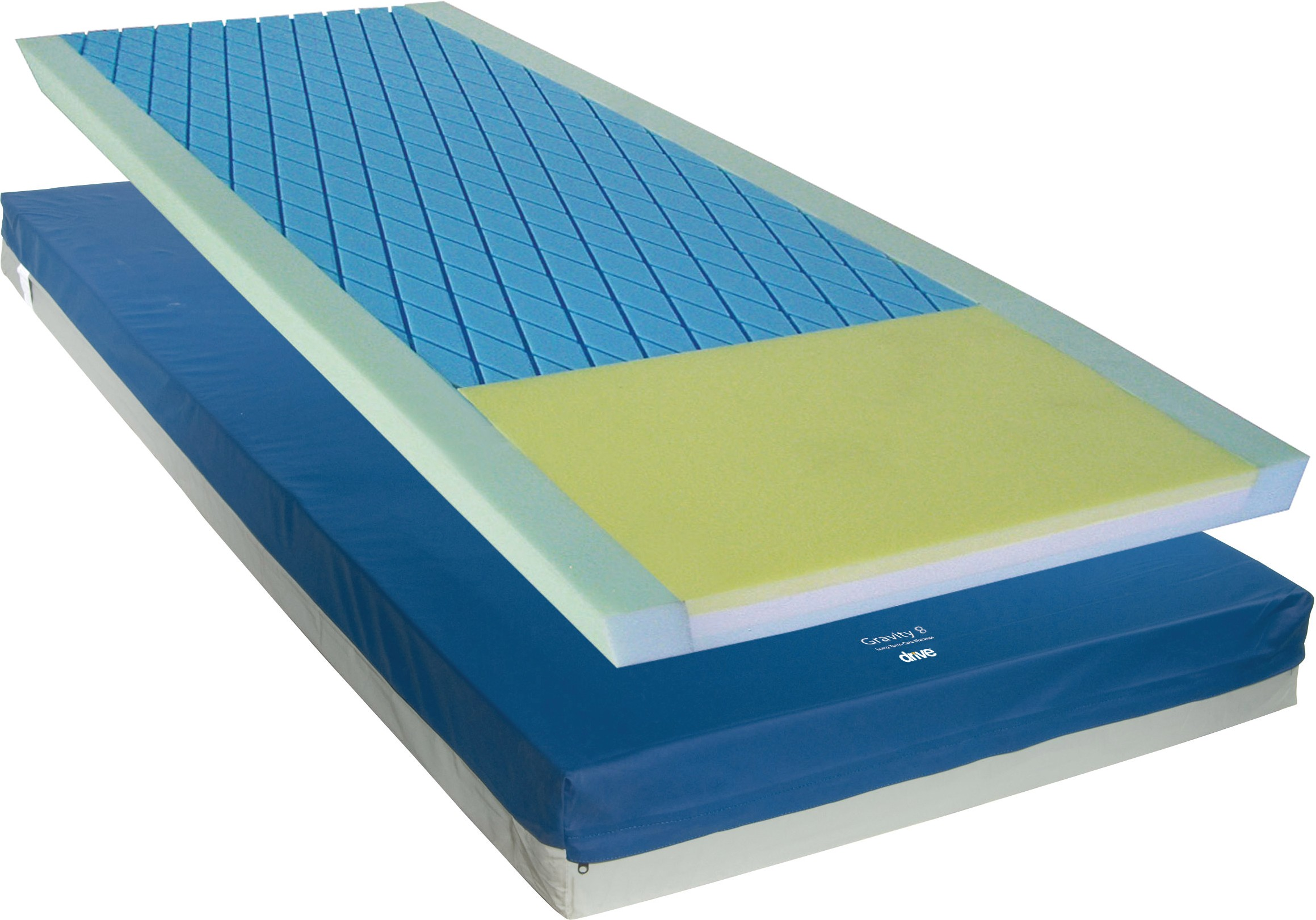 Gravity 8 Pressure Redistribution Mattress