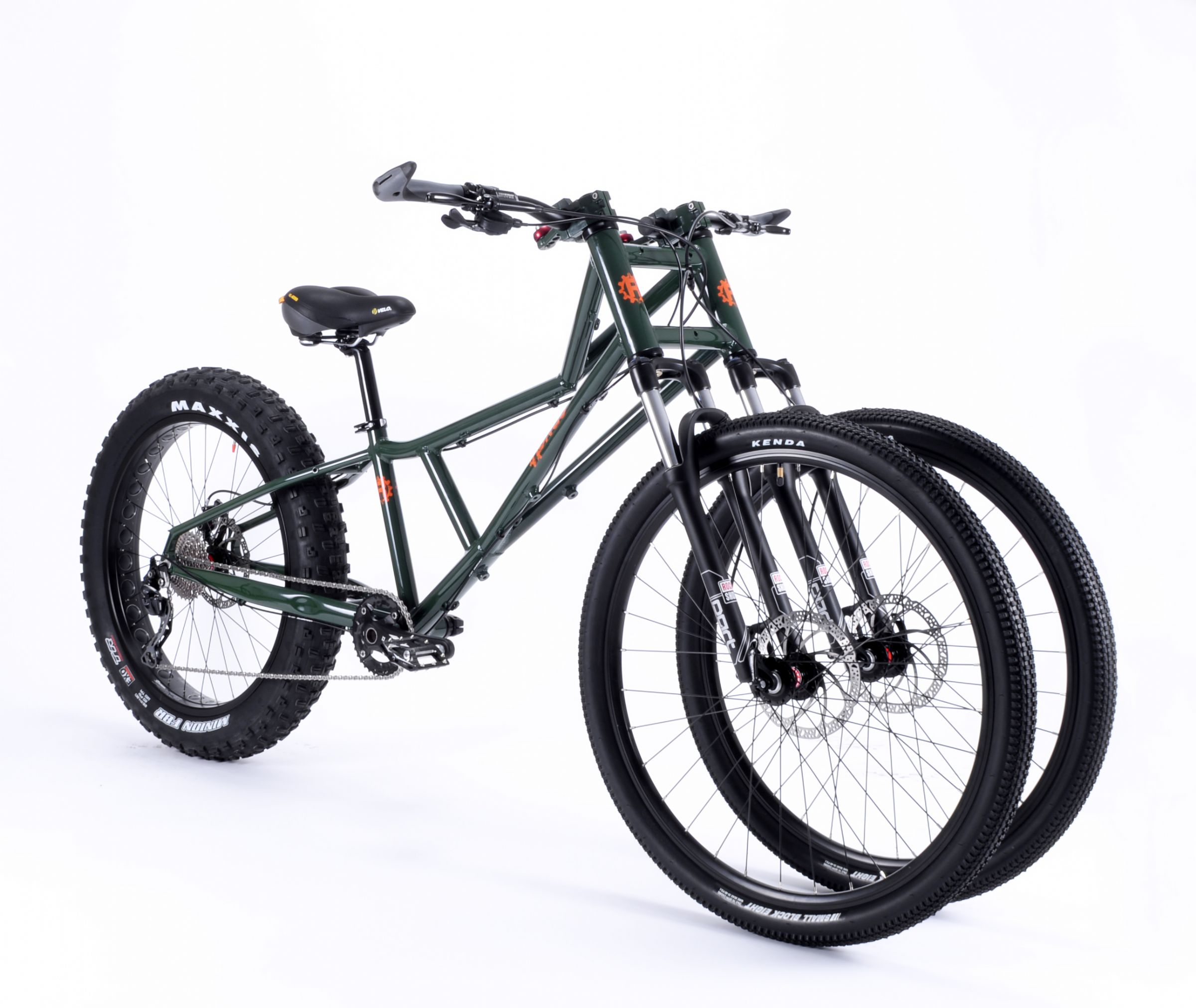 Rungu Kilimanjaro Fat-Tire Adult Trike