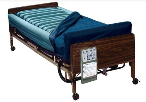 Selectair Max Low Air Loss Mattress System