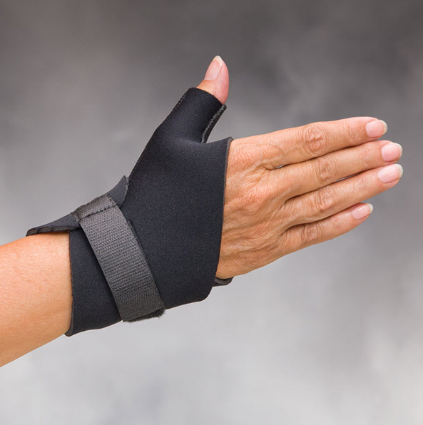 Comfortprene Wrist And Thumb Wrap