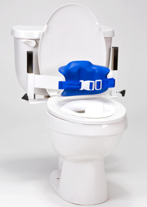 Toilet Support Systems : Pediatric special needs contoured wrap around adaptive