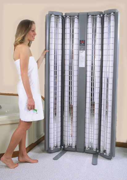 7 Series Full Body Phototherapy Narrow Band Uvb Panels