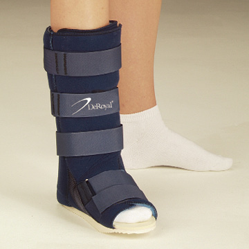 Dealer Com Support >> Splintsrite Walking Cast FOR SALE - FREE Shipping