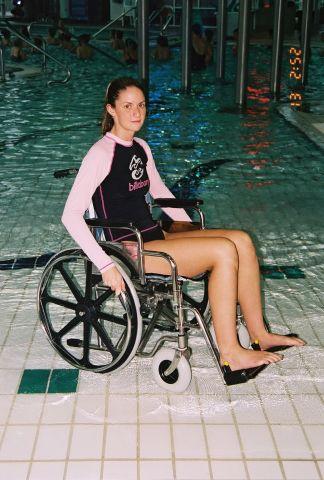 Aqua Creek Aquatic Wheelchair Free Shipping
