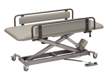 Infinity Adjustable Mobile Changing Table - Adult changing table