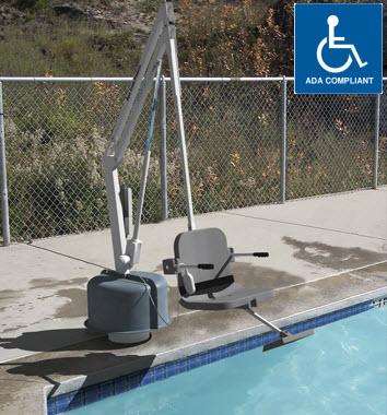 Aqua Creek Titan 600 Pool Lift For Sale Free Shipping
