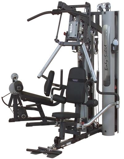 Body solid g b bi angular home gym free shipping