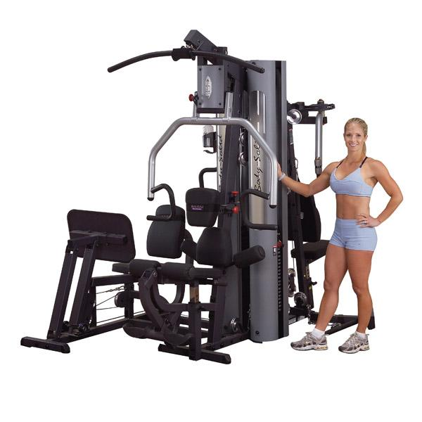 Body Solid G9s Two Stack Gym For Sale Free Shipping