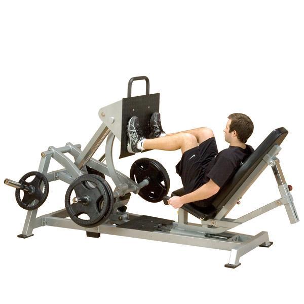 Leverage Horizontal Leg Press On Sale Free Shipping