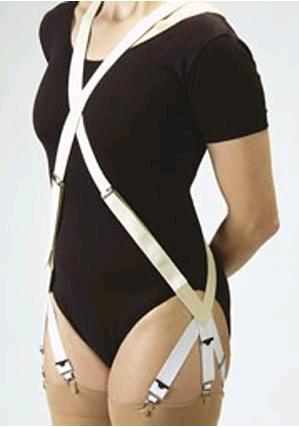 Jobst Over The Shoulder Garter Belt Free Shipping