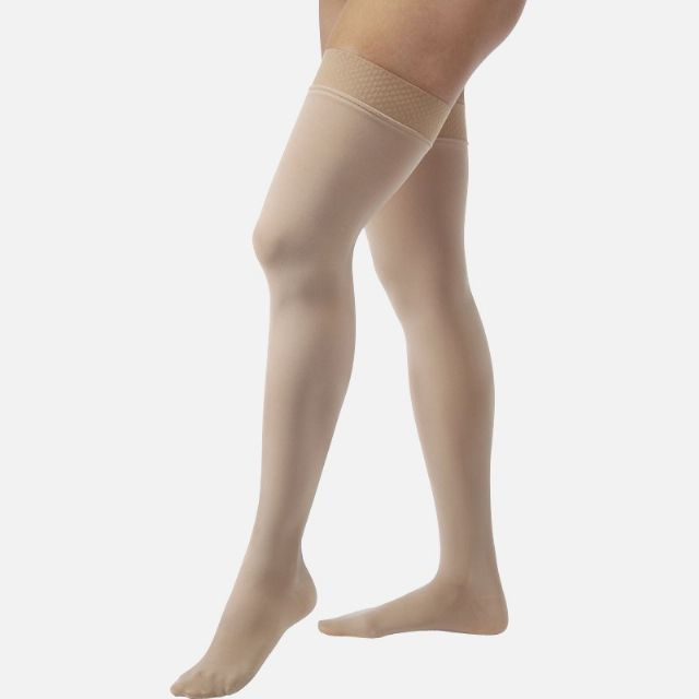 Jobst Relief Thigh High Moderate Compression Stockings