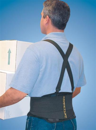 Dealer Com Support >> Custom Fit Occupational Back Support - FREE Shipping