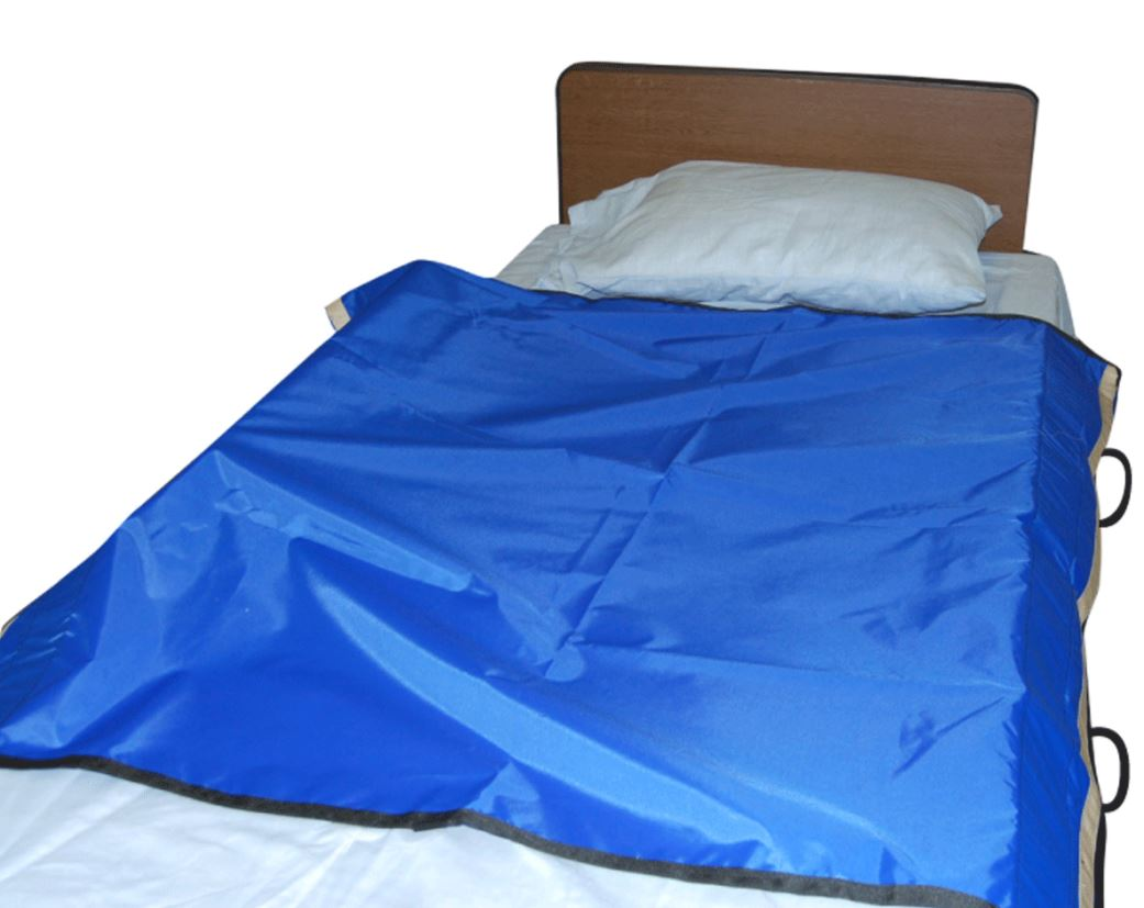 30 Degree Bed Bolster System With Slide Sheet