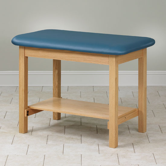 Clinton Athletic Sports Medicine Wood Taping Tables