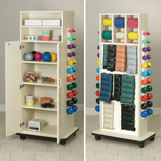 Cabinet Weight Rack Plus For Sale
