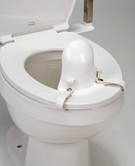 Soft Flex Commode Splashguard On Sale Free Shipping