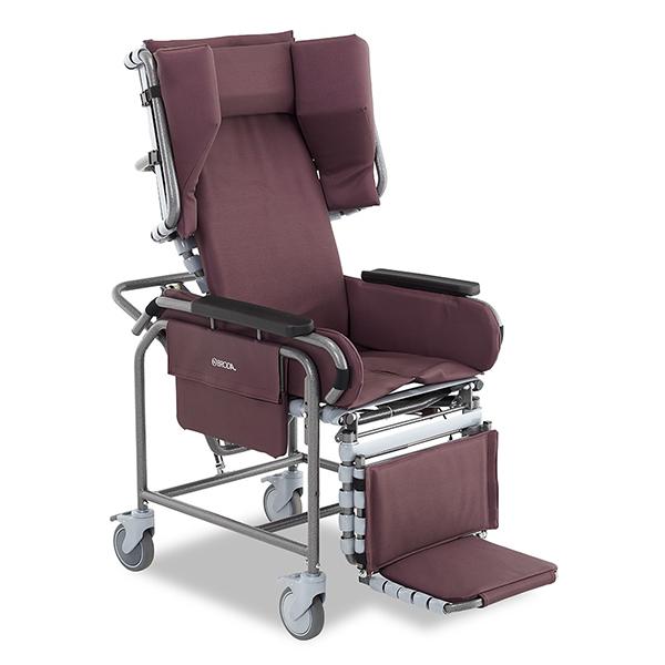 Broda 30vt Centric Tilt Semi Recliner Chair For Long Term Care