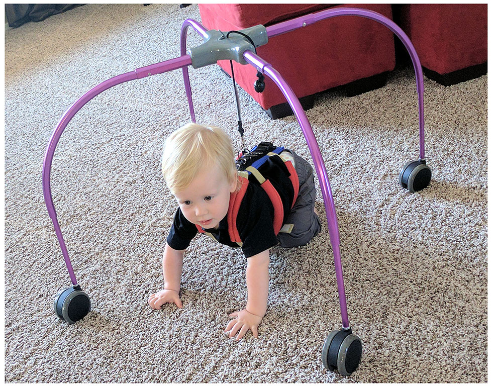 crawlahead gentle crawling assistance for infants and toddlers