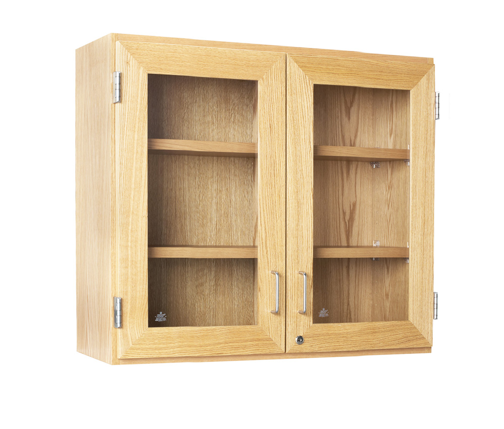 wall storage cabinets with doors wooden hanging wall cabinets with glass doors 28109