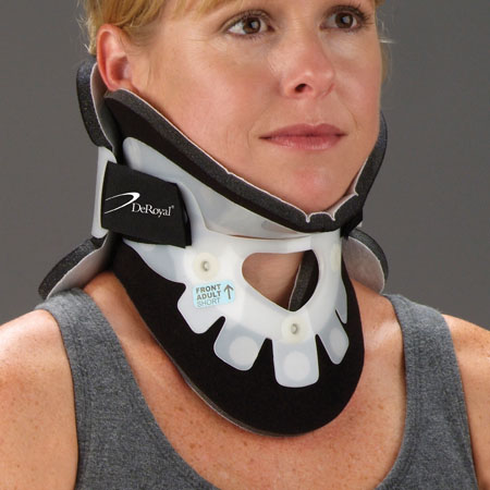 DeRoyal XTW Extended Wear Cervical Collar