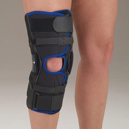 deroyal hypercontrol knee brace free shipping