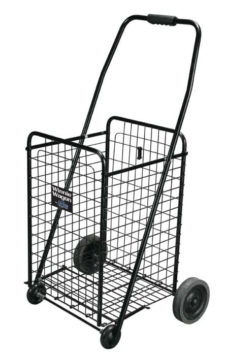 winnie wagon utility cart for seniors