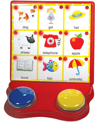 Switch It Up Toys : Matching picture lotto bingo switch toy free shipping