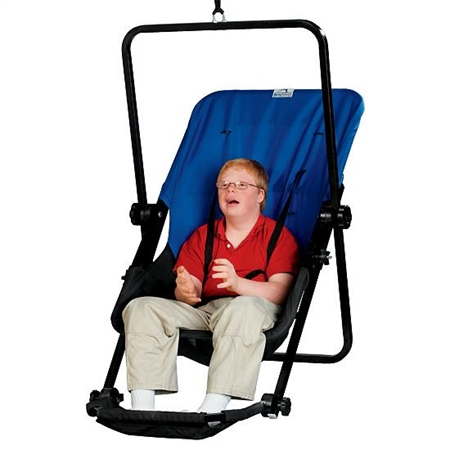 Flaghouse Adjule Angle Therapy Swing With Variable Axis For Vestibular