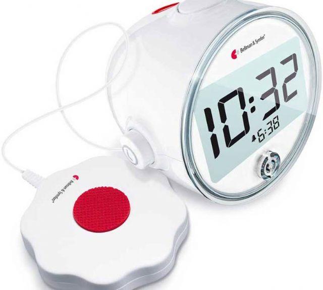 Bellman Hearing Impaired Alarm Clocks - FREE Shipping
