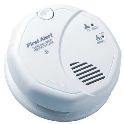 Brk Electronics T3 Smoke T4 Carbon Monoxide Alarm