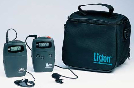 Listen Personal Fm Listening System Free Shipping